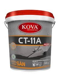 Sử dụng chất phụ gia để hổ trợ các sản phẩm sơn chống thấm kova chuyên dụng